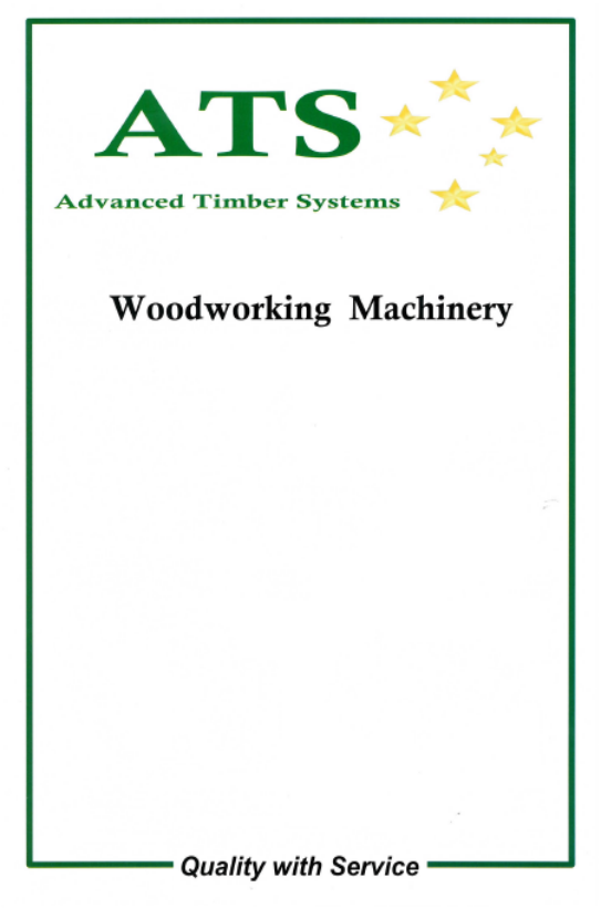 Machinery Catalogue