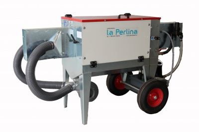 La Perlina Oiling Machine