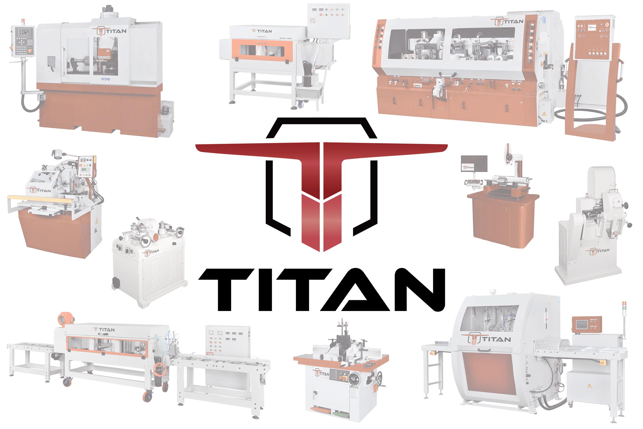 Titan Woodworking Machinery